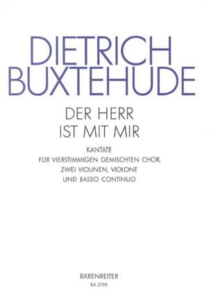 Dietrich Buxtehude - Der Herr ist Mir Mit BuxWv 15 - Noten - di-arezzo.de