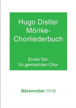 Mörike-Chorliederbuch 1938/39. Teil 1 Hugo Distler laflutedepan