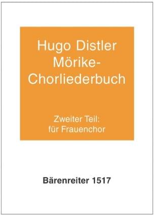 Mörike-Chorliederbuch 1938/39. Teil 2 - laflutedepan.com