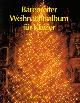- Bärenreiter Weihnachtsalbum - Partition - di-arezzo.fr
