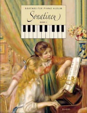 - Bärenreiter-Sonatinen-Album für Klavier. Band 1 - Partition - di-arezzo.fr