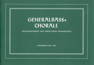 - Generalbass-Choräle - Sheet Music - di-arezzo.co.uk