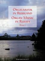 - ロシアのオルガン音楽Vol.1。 - 楽譜 - di-arezzo.jp