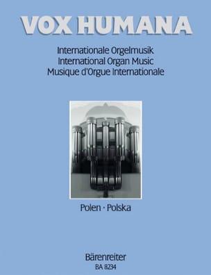 - Vox Humana. Volume 4. Poland - Sheet Music - di-arezzo.co.uk