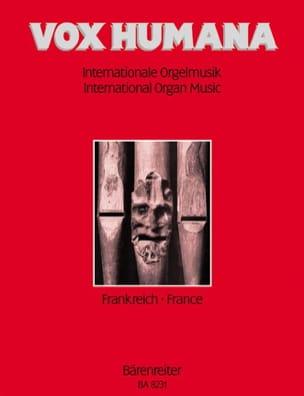 - Vox Humana. Volume 1. France - Partition - di-arezzo.fr