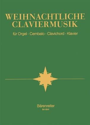 - Weihnachtliche Claviermusik - Partition - di-arezzo.fr