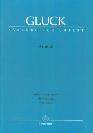 Christoph Willibald von Glück - Armide - Partition - di-arezzo.fr