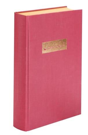 Orlando di Lassus - Litaneien, Falsibordoni und Offiziumssätze. Lasso-Ausgabe, Neue Reihe 25 - Sheet Music - di-arezzo.co.uk