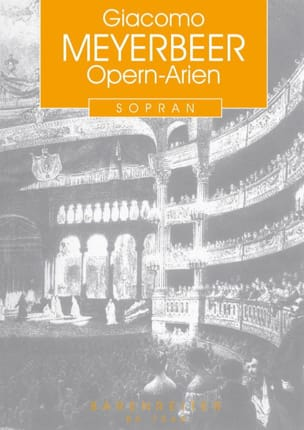Giacomo Meyerbeer - Opern-Arien for Sopran and Klavier - Sheet Music - di-arezzo.co.uk