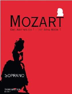 MOZART - Das Arienbuch Soprano Bd 1. English Edition - Partition - di-arezzo.fr