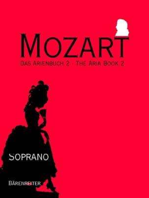 MOZART - Das Arienbuch Soprano Bd 2 - Partition - di-arezzo.fr