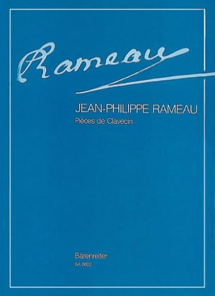 Jean-Philippe Rameau - Pieces of the Complete Harpsichord - Sheet Music - di-arezzo.com
