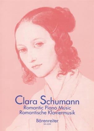 Clara Schumann - Romantische Klaviermusik. Band 1. - Partition - di-arezzo.fr