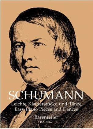 Robert Schumann - 簡単なピアノ作品とダンス - 楽譜 - di-arezzo.jp