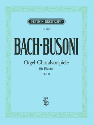 Préludes De Chorals. Volume 2 - laflutedepan.com