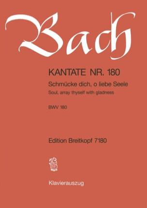 Cantate 180 Schmücke Dich, O Liebe Seele - BACH - laflutedepan.com