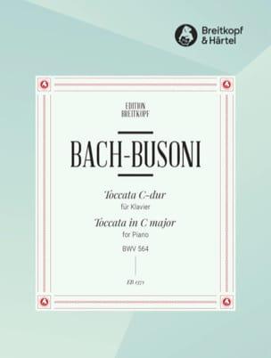 Toccata do majeur BWV 564 laflutedepan