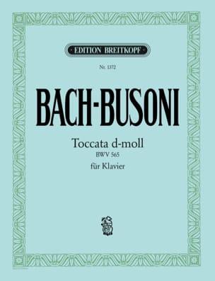 Toccata et Fugue en Ré Mineur BWV 565 laflutedepan