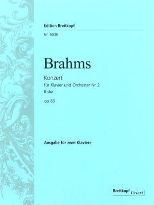 Concerto pour piano n° 2 Opus 83 en si bémol majeur laflutedepan