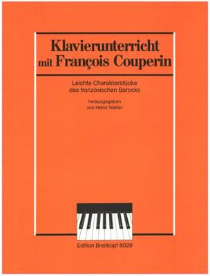 François Couperin - Leichte Charakterstücke - Partition - di-arezzo.fr