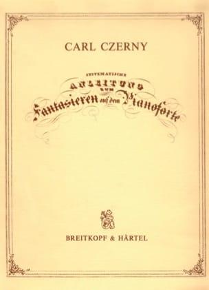 Systematische Anleitung Zum Fantasieren Op. 200 CZERNY laflutedepan
