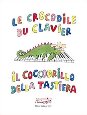 The Keyboard Crocodile - Sheet Music - di-arezzo.com