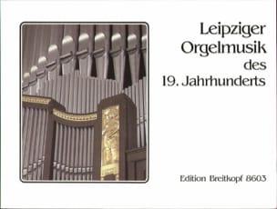 Musique de Leipzig du 19ème Siècle - Partition - di-arezzo.fr