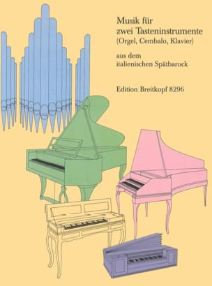 - Musik para 2 Tasteninstrumente - Partitura - di-arezzo.es