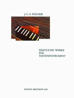 Johann Kaspar Ferdinand Fischer - Sämtliche Werke für Tasteninstrumente - Sheet Music - di-arezzo.co.uk