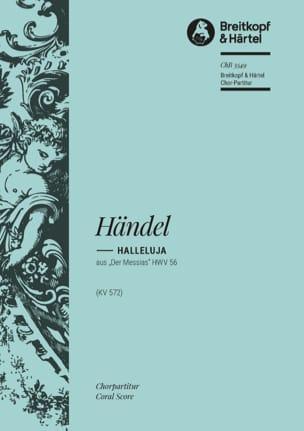 HAENDEL - Halleluja - Noten - di-arezzo.de