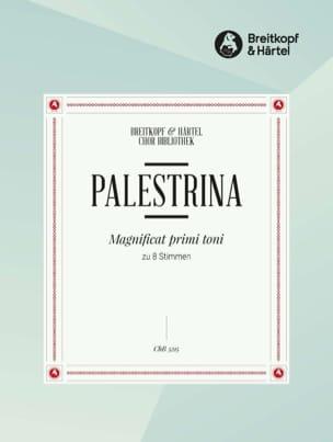 Magnificat Primi Toni Giovanni Pierluigi Palestrina laflutedepan