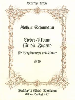 Lieder-Album Für Die Jugend. Opus 79 - SCHUMANN - laflutedepan.com