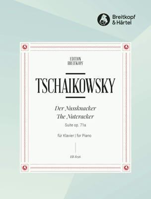 Casse-Noissette Suite Opus 71a - TCHAIKOWSKY - laflutedepan.com