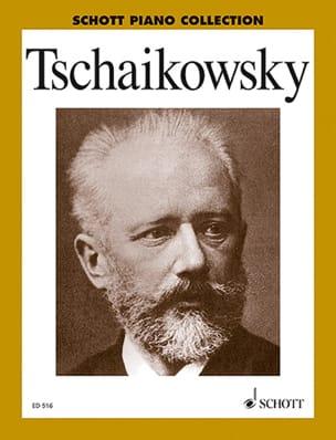 12 ausgewählte Stücke - TCHAIKOWSKY - Partition - laflutedepan.com