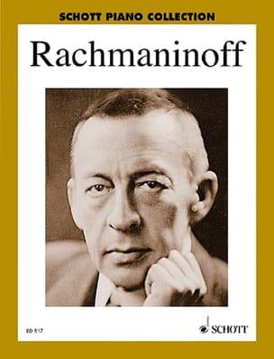 Sergei Rachmaninov - Piano Album - Partition - di-arezzo.fr