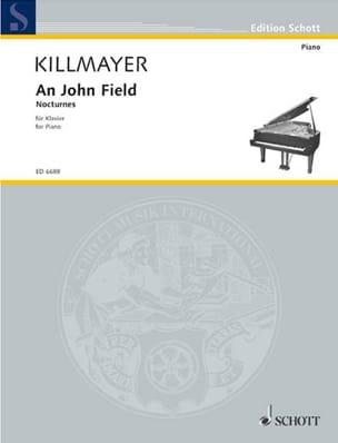 An John Field 1975 - Wilhelm Killmayer - Partition - laflutedepan.com