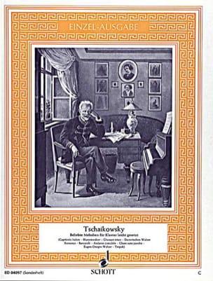 Beliebte Melodien - Piotr Illitch Tchaikovsky - laflutedepan.com