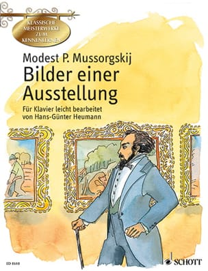 Modest Moussorgsky - Pictures of an Exhibition. - Sheet Music - di-arezzo.co.uk