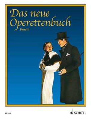 - Das neue Operettenbuch, Bd 2 - Partition - di-arezzo.fr