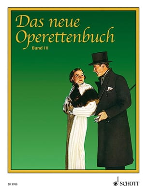 Das neue Operettenbuch, Bd 3 - Partition - laflutedepan.com