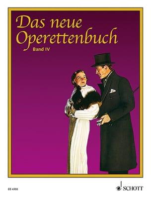 Das neue Operettenbuch, Bd 4 - Partition - laflutedepan.com