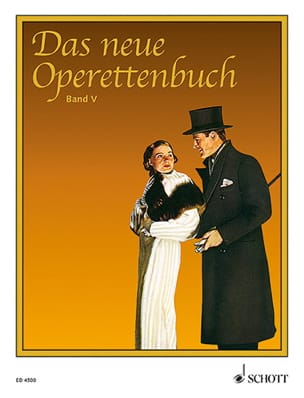 Das Neue Operettenbuch, Bd 5 - Partition - laflutedepan.com
