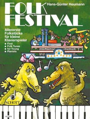 Hans-Günter Heumann - Folk Festival - Sheet Music - di-arezzo.co.uk