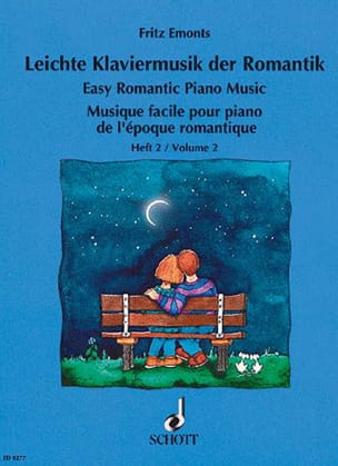 - Easy Music of the Romantic Age volumre 2 - Sheet Music - di-arezzo.com