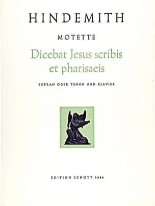 Dicebat Jesus Scribis et Pharisaeis - laflutedepan.com