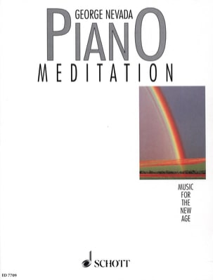 Piano Meditation George Nevada Partition Piano - laflutedepan