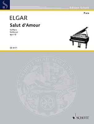 Salut D'amour Mi Majeur Opus 12 - Edward Elgar - laflutedepan.com