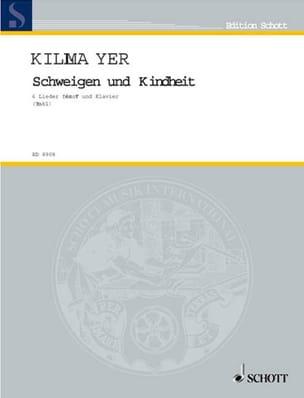 Schweigen und Kindheit - Wilhelm Killmayer - laflutedepan.com