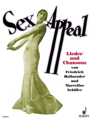 Sexappeal - Friedrich Hollaender - Partition - laflutedepan.com