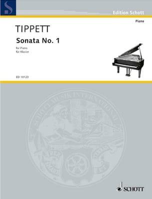 Sonata N° 1 - Michael Tippett - Partition - Piano - laflutedepan.com